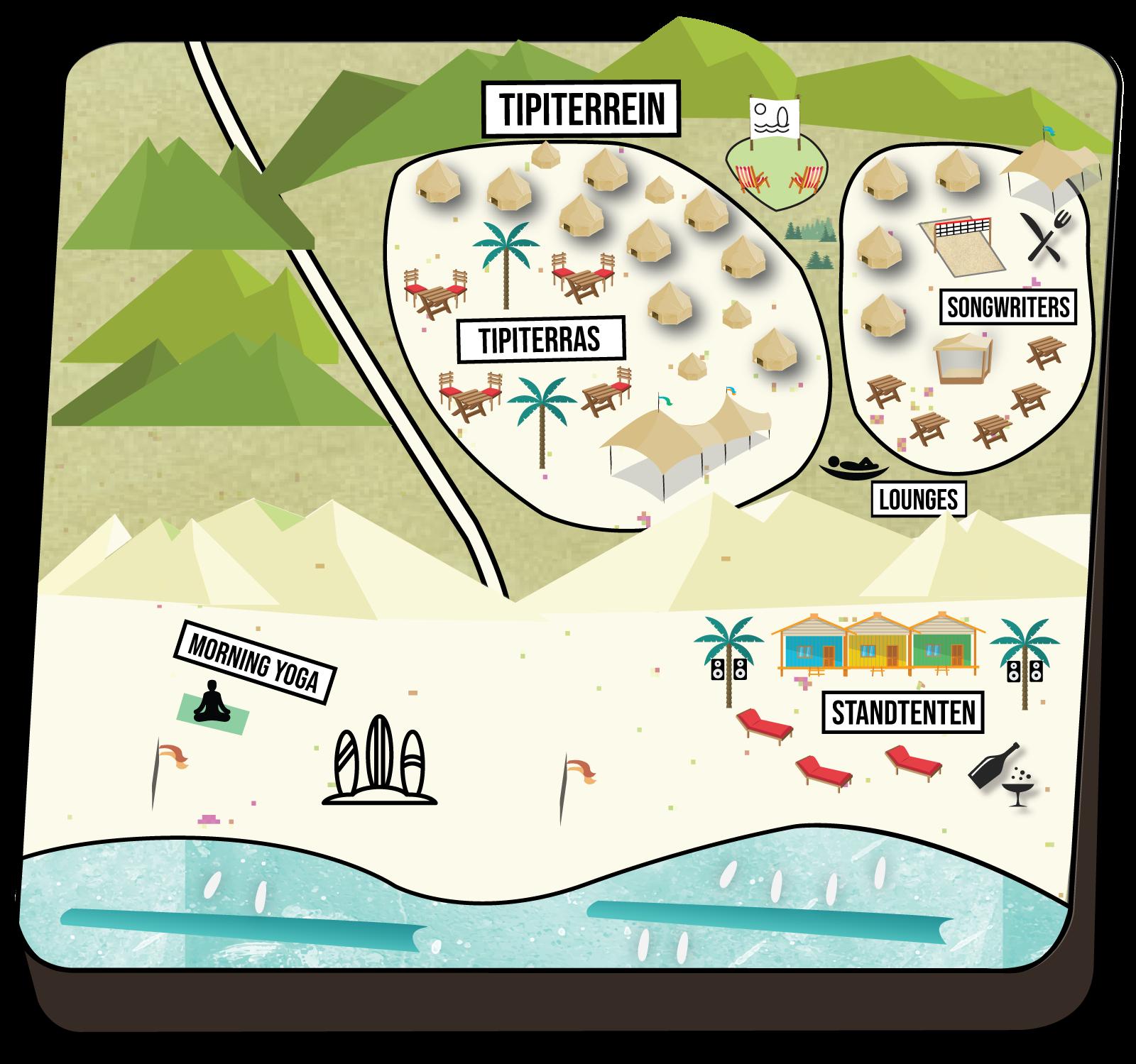 Beachcamp-Bloemendaal